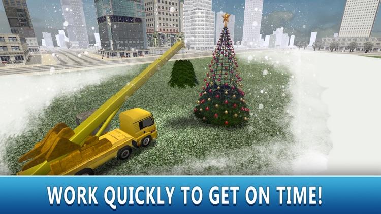Christmas Tree Construction Simulator 3D Full