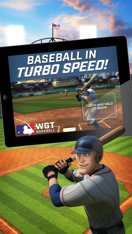 WGT Baseball MLB screenshot-0