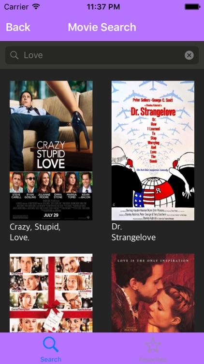 Movie Hub - Movie Database and Trailer