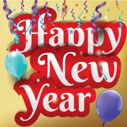 New Year Greeting Cards Maker