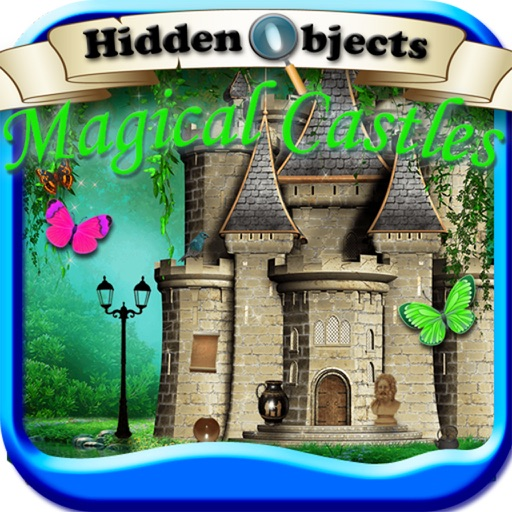 Hidden Objects: Magical Castles Seek & Find Game