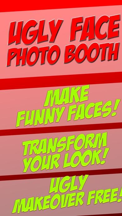 醜い 顔 写真 編集者 - おかしい カメラ ステッカー紹介画像1