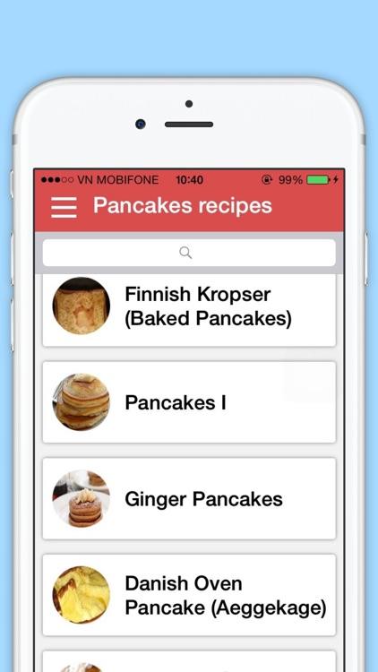 Pancake Recipes - Collection of 200+ Pancake Recipes