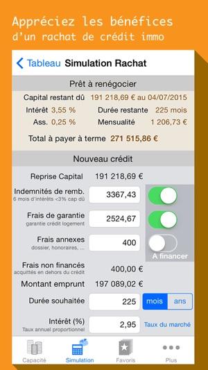 Calcul Financement Auto >> Simule Mon Pret Calcul De Credit Immo Auto Conso