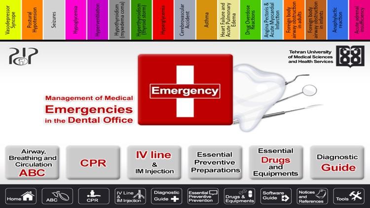 Medical Emergencies in the Dental Office screenshot-3