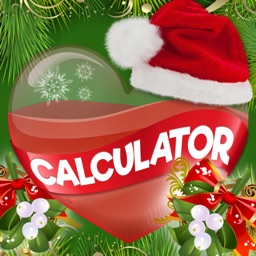 Mistletoe Kiss Xmas Love Calculator Matchmaker