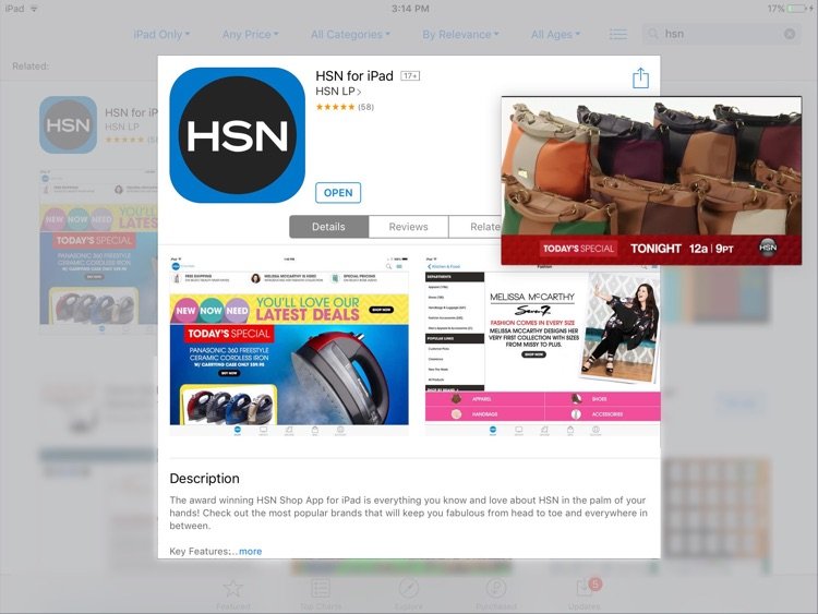 HSN for iPad screenshot-4