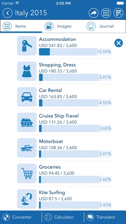 Travel Mate - Manage Your Travel Expenses