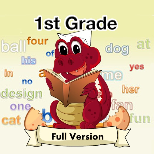 Learn and Practice Reading for First Graders