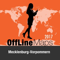 Mecklenburg Vorpommern Offline Map and Travel