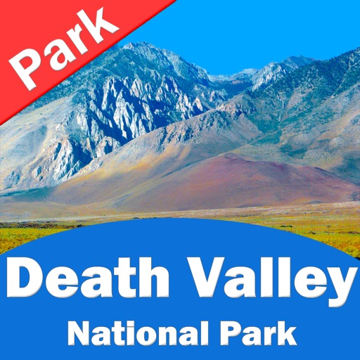 Death Valley National Park – GPS Offline Park Map