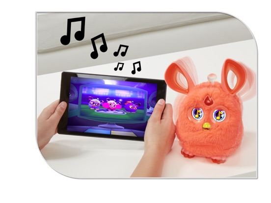 Игра FURBY CONNECT World
