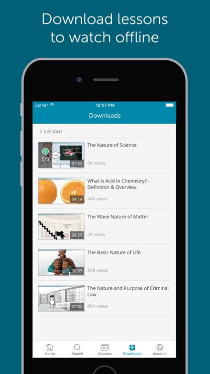 Study.com screenshot-3