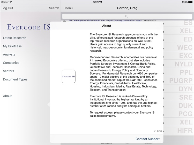 Evercore ISI screenshot-3