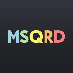 MSQRD — Live-Filter für Video-Selfies
