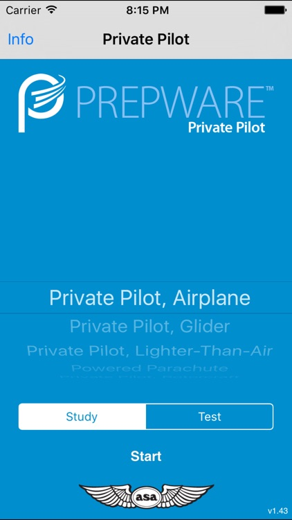 Prepware Private Pilot screenshot-0