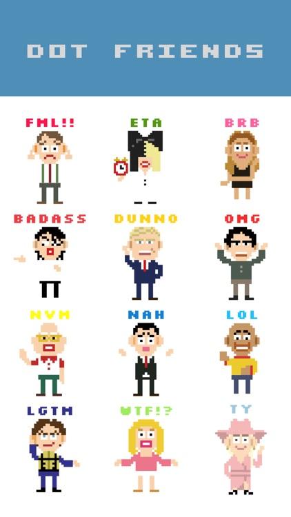 DOT FRIENDS -  internet slang