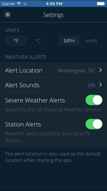 FOX 5 Weather screenshot-4