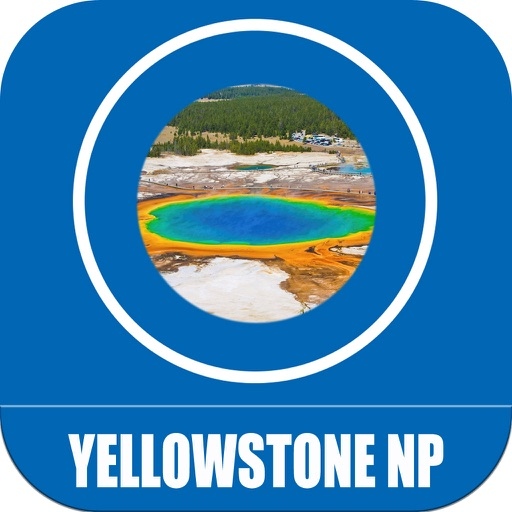 Yellowstone National Park Wyoming USA