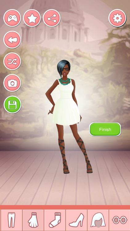 Prom Night Makeover Salon - Dress Up Games screenshot-4
