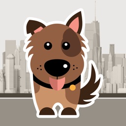 Woof - the cute and cool dog stickers for iMessage