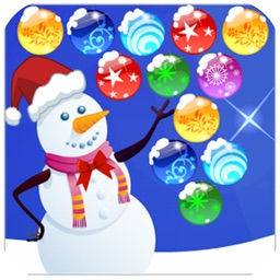 NEW Bubble Shooter Christmas 2016