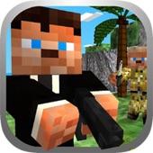 Block Gun Pixel Wars 3D: Team Strike