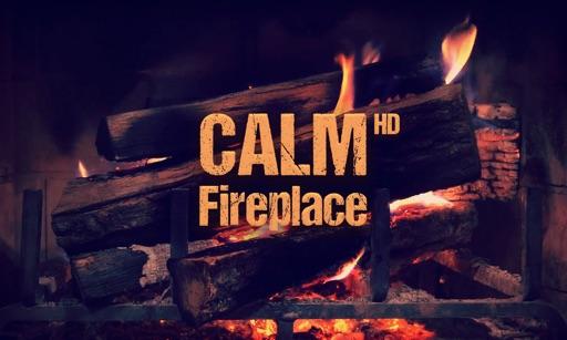 Calm Fireplace HD