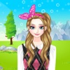 苏菲亚公主的礼服 - 女孩子们的美容、打扮、化妆、换装游戏