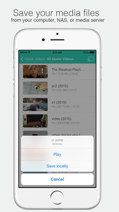 Video Explorer II-Player for Chromecast, Plex, NASのおすすめ画像3