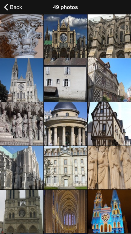 Chartres Offline Map Travel Guide screenshot-4