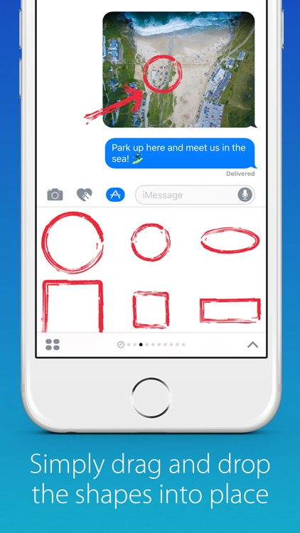 Annotate for iMessage