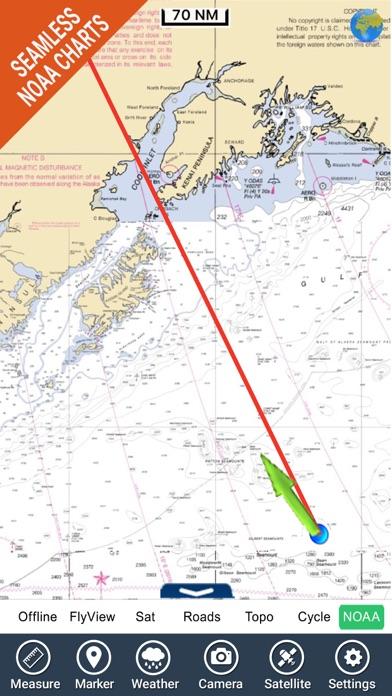 Marine : Alaska South West Hd review screenshots