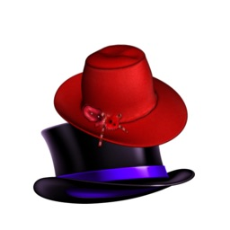 Cool Hat Stickers for iMessage