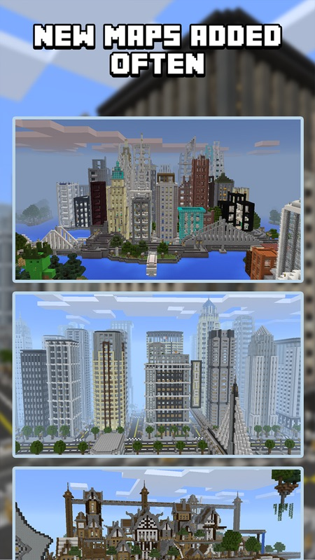 City Maps for Minecraft PE - Best Minecraft Maps - Online ...