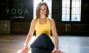 Yoga with Cara Gilman (Free)