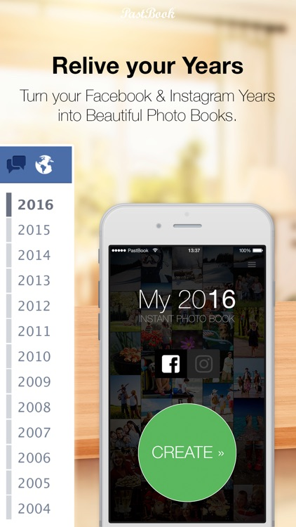 My Year Photo Book for Facebook & Instagram
