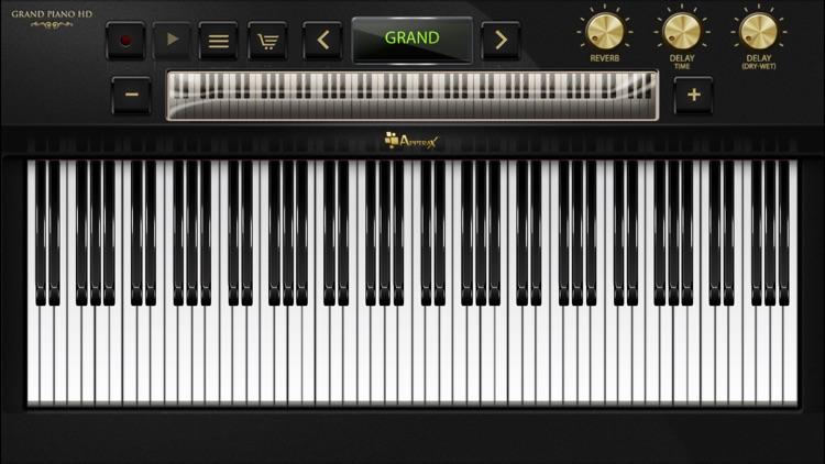 Grand Piano HD