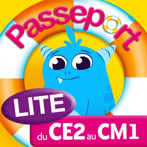 Passeport du CE2 au CM1 Lite