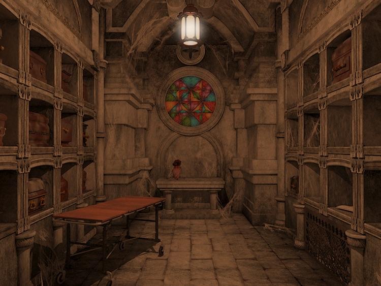 Nancy Drew: Ghost of Thornton Hall screenshot-3