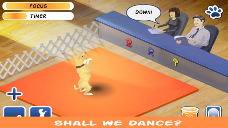 Clickety Dog at Pet School screenshot-1