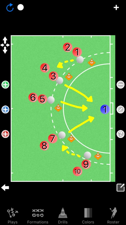 Field Hockey Coach Pro screenshot-1