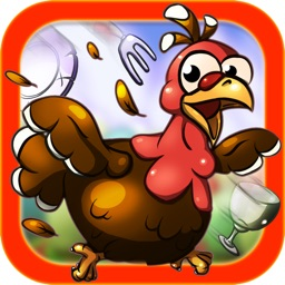 Eat Turkey Fun Game - A Thanksgiving Strategy Game