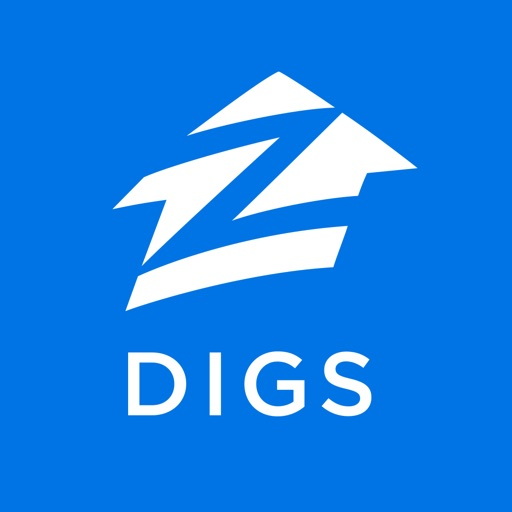 Zillow Digs - Home Design and Paint Visualizer icon