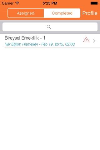 MyMap SimulApp - náhled