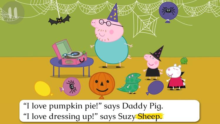 Peppa Pig Book: Pumpkin Party screenshot-4