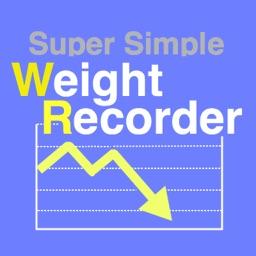 超シンプル体重記録