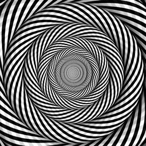 Optical Illusions Wallpapers with Visual Tricks HD icon