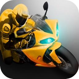 3D Motorcycle Drive Challenge