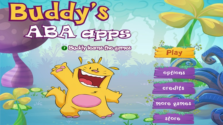 Learn the games - Buddy's ABA Apps